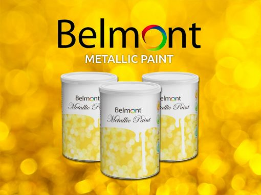 Belmont Metallic Paint