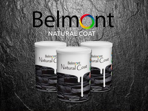 Belmont Natural Coat – Black Diamond