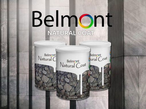 Belmont Natural Coat – Natural Black