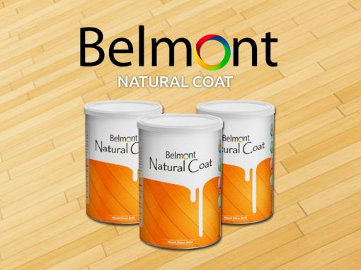 Belmont Natural Coat – Wood Doff