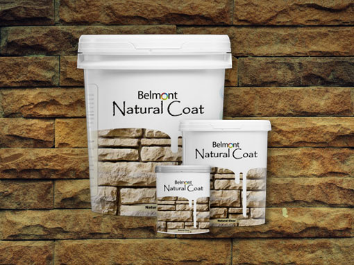 Belmont Natural Coat – Natural Clear