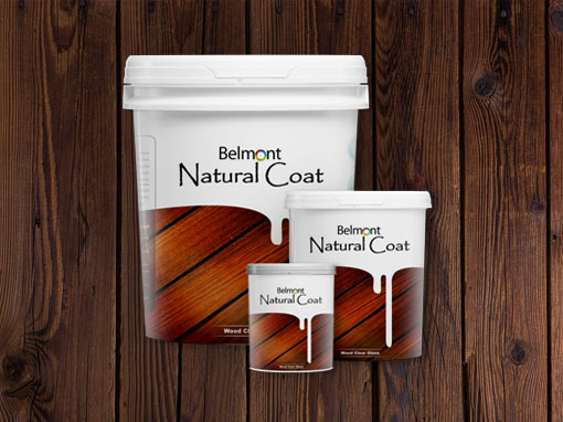 Belmont Natural Coat – Wood Gloss